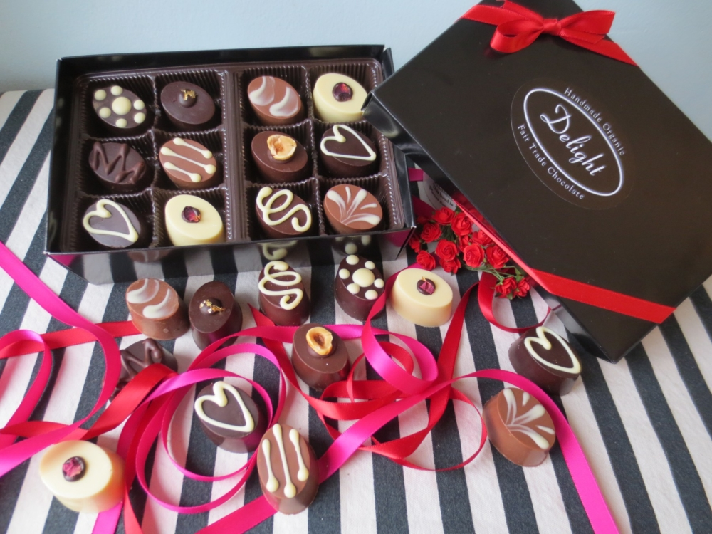 Box of 24 Valentine's Chocolates